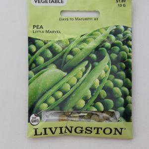Livingston Pea Little Marvel