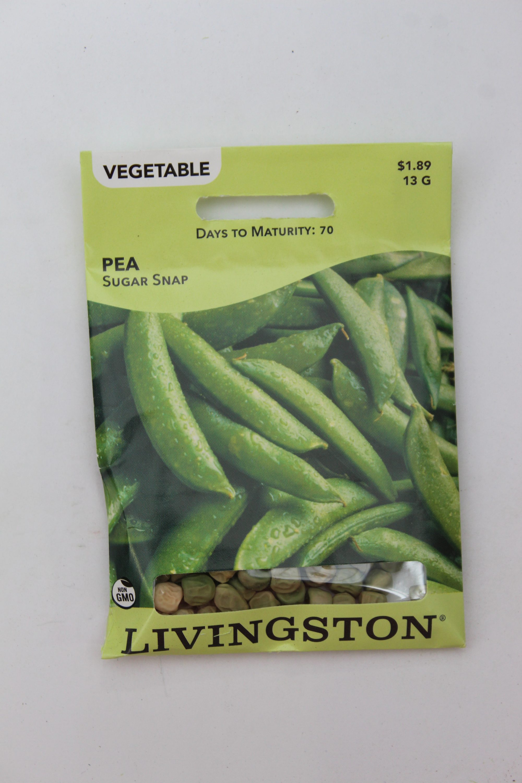 Livingston Pea Sugar Snap