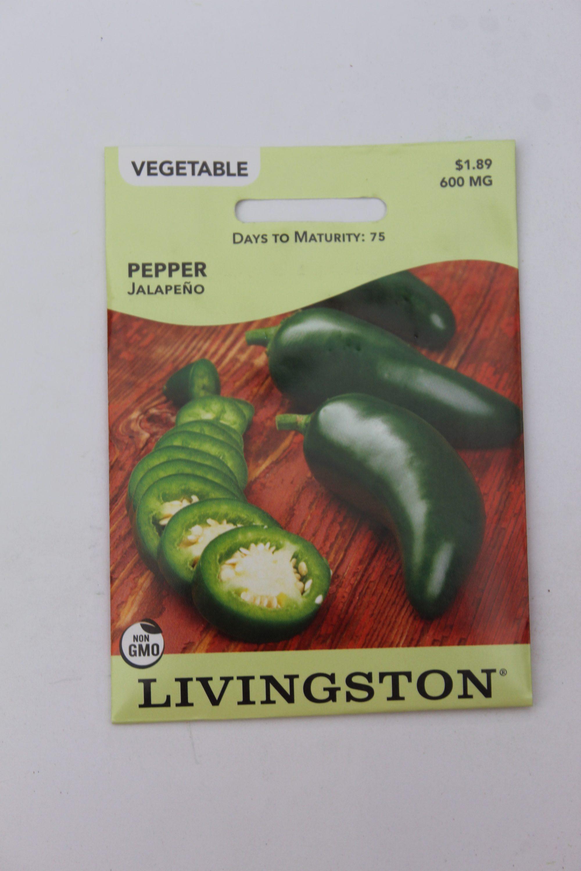 Livingston Pepper Jalapeno
