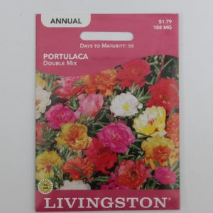 Livingston Portulaca Double Mix