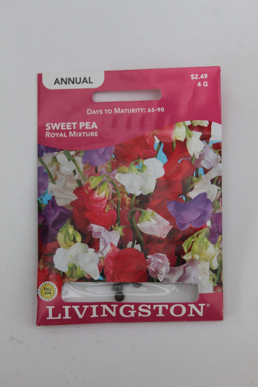 Livingston Sweet Pea Royal Mixture