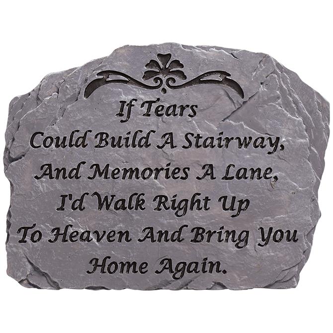 Tears Garden Stone
